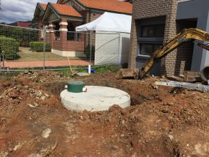 How are Concrete Water Tanks Made?